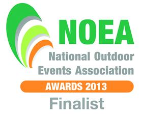 NOEA Awards logo 2013 finalist - small